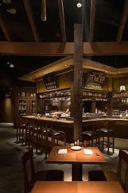 Kioku Restaurant Four Seasons Hotel Restaurants Interiors And - Japanese restaurant interior design ideas