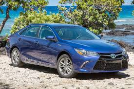 toyota big cars 2017 toyota camry hybrid sedan pricing for sale edmunds