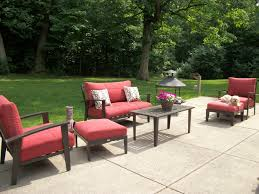 Outdoor Replacement Cushions Deep Seating Amazing Idea Ty Pennington Outdoor Furniture Modern Design Style