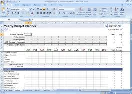 contoh format budget excel dapatkan aneka template excel di vertex42 pusat gratis