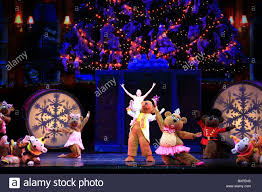 the nutcracker radio city