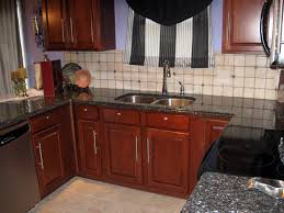 kitchen backsplash with blue pearl granite countertops google