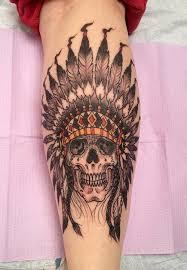 indian tribal tattoos 2016