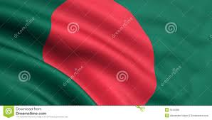 Bangladesi Flag Flag Of Bangladesh Stock Illustration Illustration Of Wind 5513588