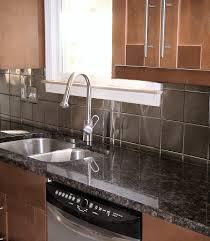 Best Backsplash Stainless Gallery Home Design Ideas Ankavosnet - Stainless tile backsplash