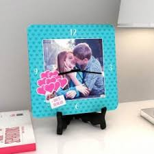 Personalized Anniversary Clock Clock My Love Will Always Be Yours Personalized Anniversary
