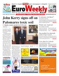 usa today crossword answers july 22 2015 euro weekly news costa de almeria 22 28 october 2015 issue 1581