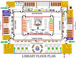 library floor plan global library
