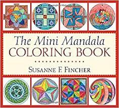 amazon mini mandala coloring book 9781611801767