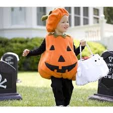 Boys Pumpkin Halloween Costume Pottery Barn Kids Pumpkin Costume Polyvore