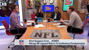 Football Conference Table Gmfb Who Makes It Back To A Conference Title Vikings