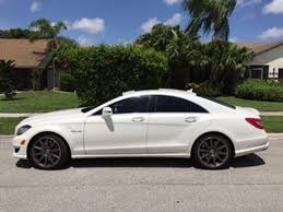 mercedes cls63 amg for sale 2014 mercedes cls class cls63 amg for sale in boca raton fl