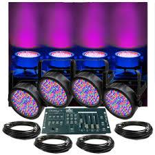 chauvet slimpar 56 led light up lighting system chauvet slimpar 56 up x4 upsys 3 low priced
