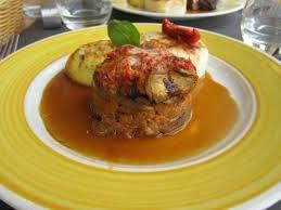 cuisine cote sud moussaka d agneu moussaka picture of cuisine cote sud