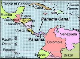 location canap brief history of the panama canal panama canal atlantic and
