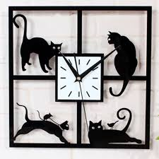 creative wall clock modern square wall clock square wall clock refined elegance