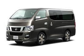 nissan van interior tokyo show preview new nissan nv350 van