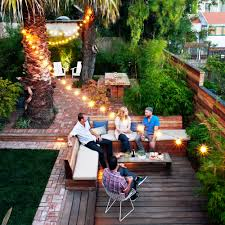 how to design backyard how to landscape for your needs sunset