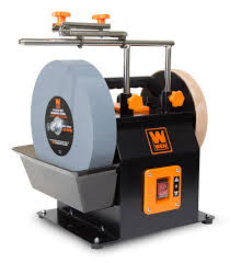 wen 10 inch two direction water cooled wet dry sharpening system