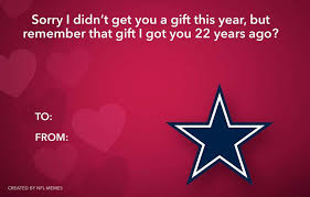 valentines day cards the best s day cards for the football fan in your
