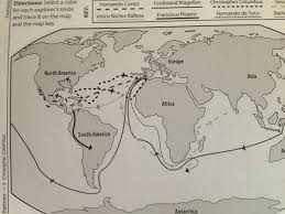 Magellan Route Map by Review For U201cmoving Beyond The Page U201d U0026 U201c U201dpedro U0027s Journal U2013 Heritage