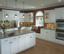 White Beadboard Kitchen Cabinets White Beadboard Kitchen Cabinets Homecrest