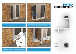 Patio Door Gate Patio Doorstop Gate Stop Bifolding Doorstop Stable Doorstop