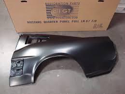 67 mustang fender m 27847e quarter panel 67 2 2 left oem for 1967 ford mustang