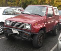 jeep daihatsu daihatsu rocky 4711103