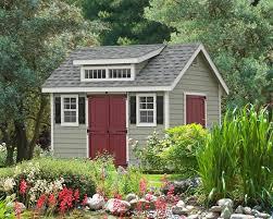 unique sheds and barns design as your amazing landscape ideas