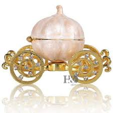 vintage rabbit ring holder images Pumpkin carriage jewelry trinket box cutestop jpg