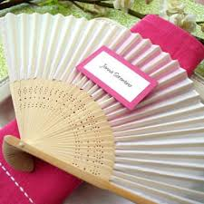 easy wedding favors summer wedding ideas asian inspired and wedding program fans