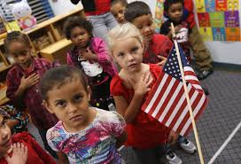 Pledge Of Allegiance Worksheet Fla Teacher Suspended For Forcing 4th Grader To Participate In