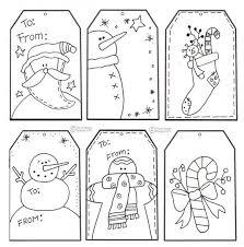 25 christmas tags printable ideas christmas