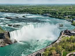 Niagara Falls Canada Map 1 day niagara falls deluxe combo tour from niagara falls visit