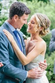 Charming Australia Wedding with Gorgeous Wedding Party Style with     charming Australia wedding with gorgeous wedding party style  photo by Hannah Blackmore Photography   via