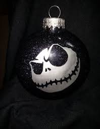 a nightmare before ornament ornaments
