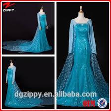 new design elsa dress beautiful frozen elsa dress wholesale