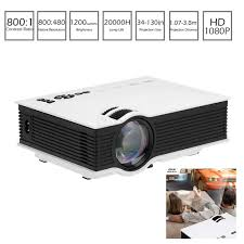 home theater projector package deals portable 1080p hd led projector home theater 1200 lm 800 1 tft lcd