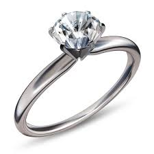 diamond ring platinum engagement ring vs wedding ring wedding ring