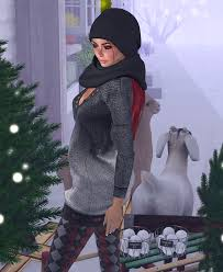 the sl fashionista which one is the best candy cane hunt and