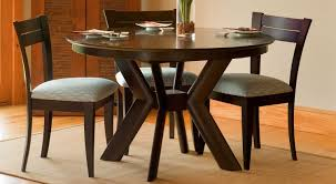 Dining Room Outlet Circle Furniture K Base Table Contemporary Tables Circle