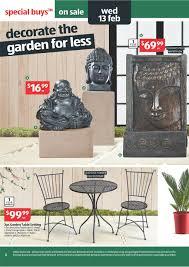 Aldi Outdoor Furniture Aldi Catalogue Special Buys Wk 7 2013 Page 4
