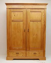 pine wardrobe closet wardrobe and bedroom storage pinterest