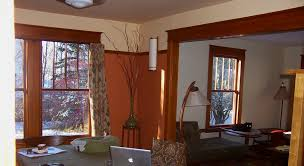 paint colors separate but open rooms u0027flow u0027 u0027continuity u0027