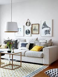 yellow livingroom livingroom yellow grey design board walls