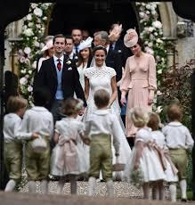 pippa middleton u0027s wedding in photos photos abc news