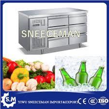 equipement cuisine commercial équipement de cuisine commerciale en acier inoxydable 4 portes