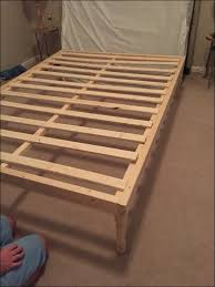 How To Make A Box Bed Frame Furniture Box Vs Foundation How To Make Bed Frame Slats