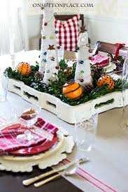 dining room christmas decor boxwood u0026 clove oranges on sutton